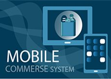 Mobile commerce system